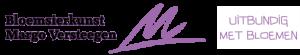 Bloemsierkunst Margo Versteegen Logo